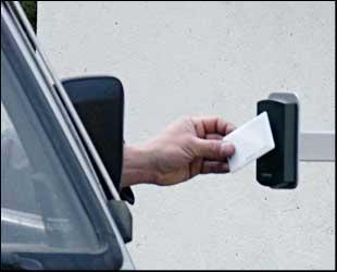 Sorompós beléptető és parkoló rendszer